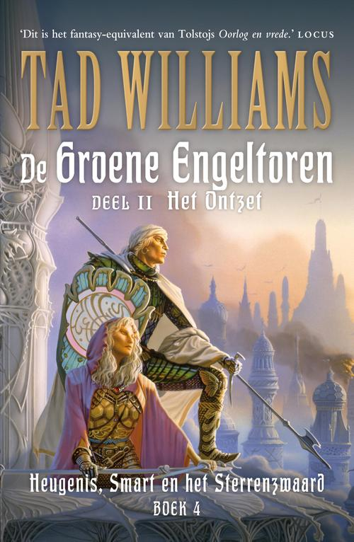 De Groene Engeltoren - 2 Het ontzet - Tad Williams - ebook