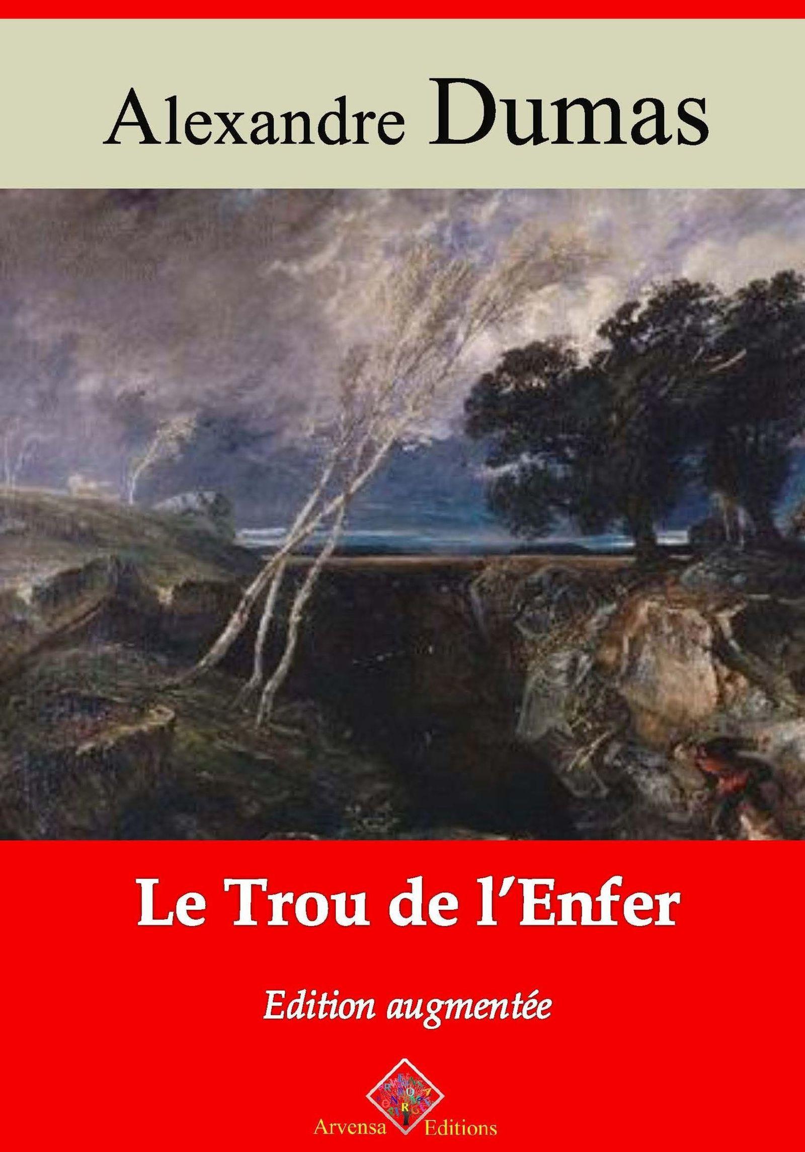 Vente EBooks : Le Trou de l'enfer - suivi d'annexes  - Alexandre Dumas 1802-1870