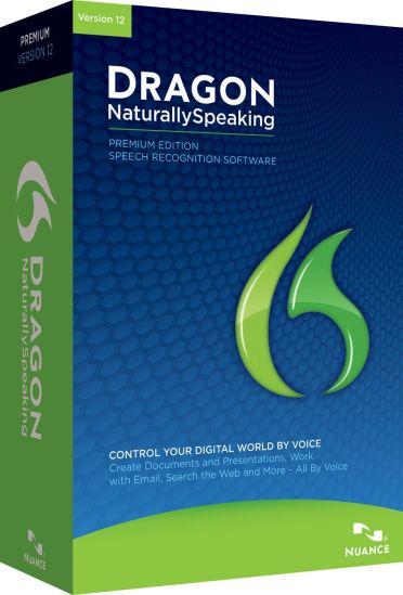 Dragon naturally speaking v12 - édition premium