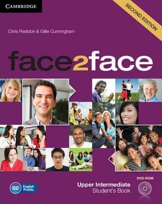 face2face second edition student's book with dvd-rom upper intermediate