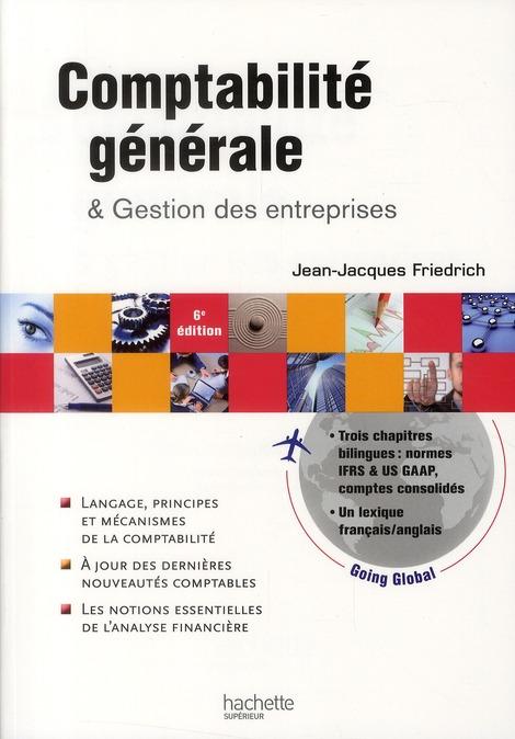 Hu Gestion; Comptabilite Generale Et Gestion Des Entreprises