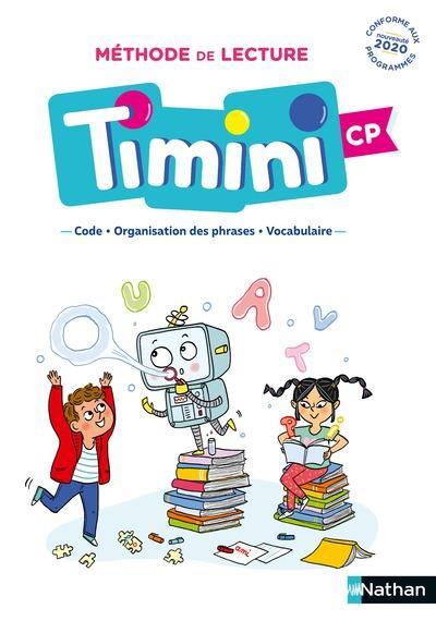 Timini ; CP ; manuel de code (édition 2020)