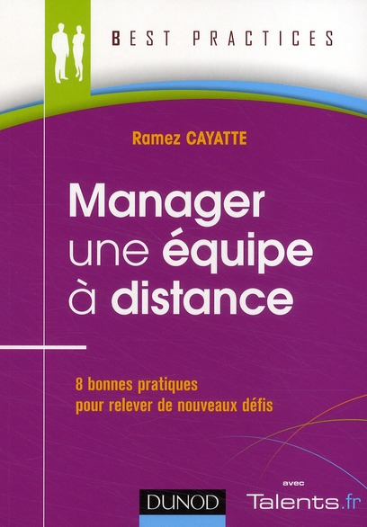 Manager Des Equipes A Distance