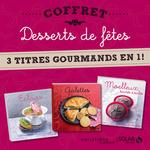 Vente EBooks : Coffret Desserts de fêtes  - Nathalie HELAL