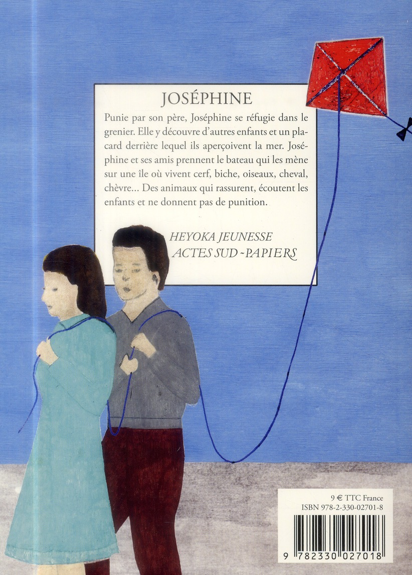 Joséphine ; les enfants punis