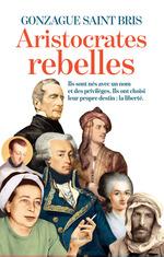 Vente Livre Numérique : Les aristocrates rebelles  - Gonzague Saint bris