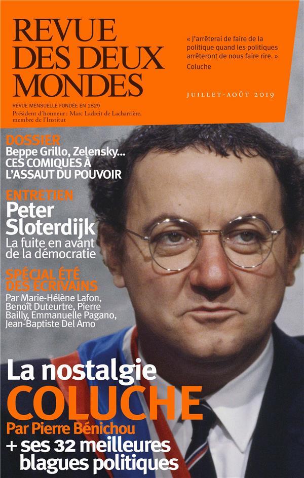 Revue des deux mondes ; la violence politique est-elle une specificite francaise ? (edition 2019)