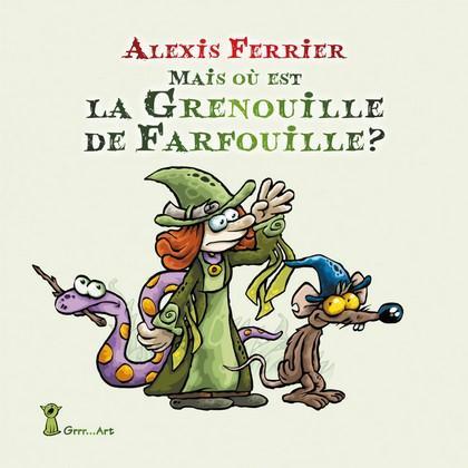 Mais où est la grenouille de Farfouille ?