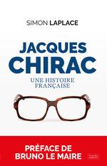 Vente Livre Numérique : Jacques Chirac : Une histoire française  - Simon Laplace