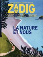 Couverture de Zadig - Numero 2 La Nature Et Nous