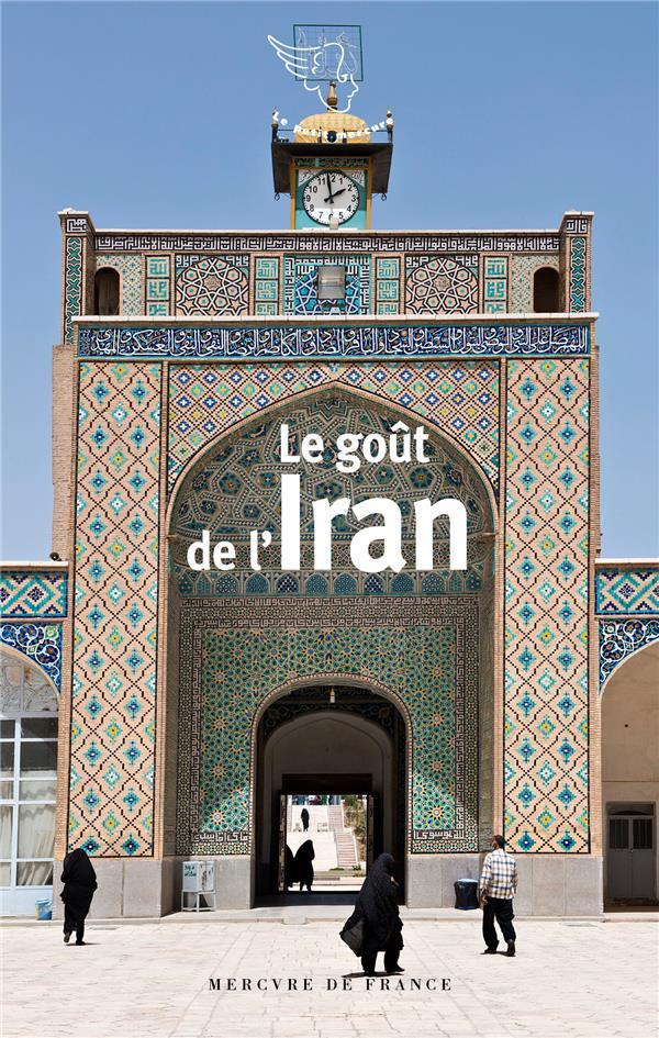 LE GOUT DE L'IRAN