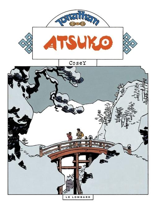 Jonathan T.15 ; Atsuko