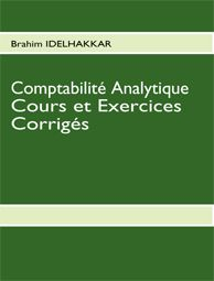 Comptabilite Analytique Cours Et Exercices Corriges