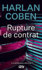 Vente Livre Numérique : Rupture de contrat  - Harlan COBEN