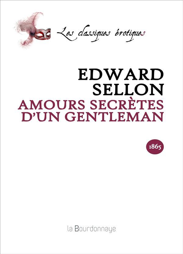 amours secretes d'un gentleman