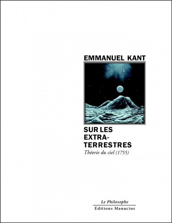 Sur les extra-terrestres ; théorie du ciel (1755)