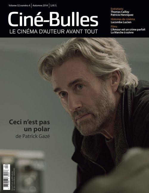 Ciné-Bulles t.32/4 ; automne 2014