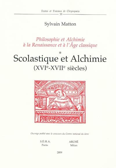 Scolastique et alchimie
