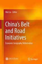 Vente EBooks : China´s Belt and Road Initiatives  - Wei Liu