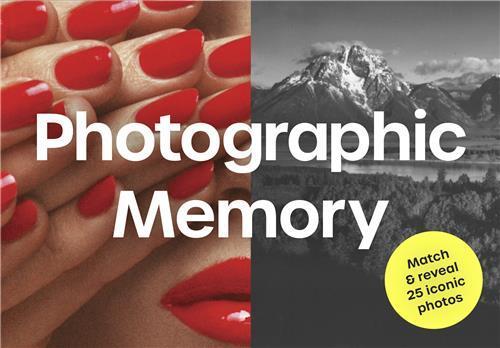 photographic memory match & reveal 25 iconic photos