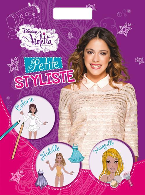 Violetta ; Petite Styliste