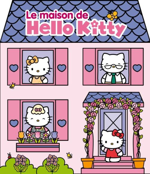 La maison de Hello Kitty