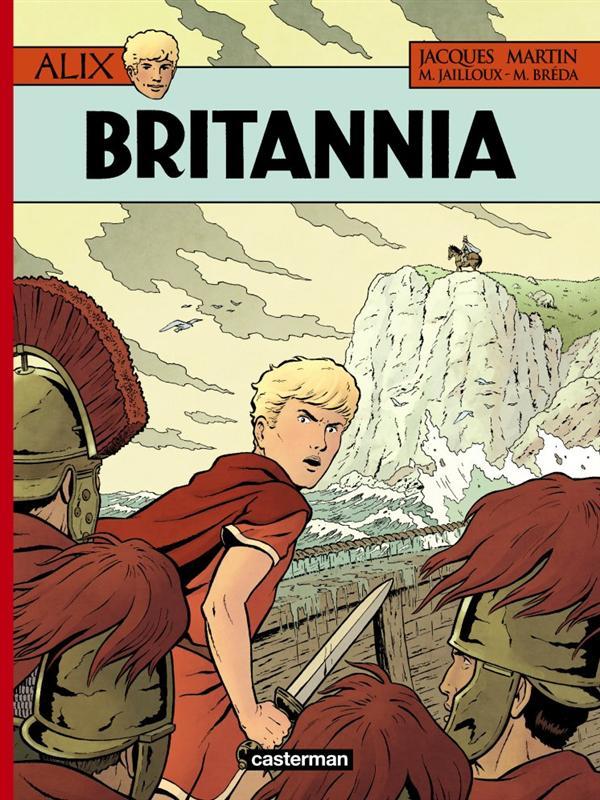 Alix T.33 ; Britannia