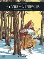 Vente Livre Numérique : Les 7 Vies de l'épervier - 2ème époque - Tome 1 - La Folle et l'assassin  - Patrick Cothias