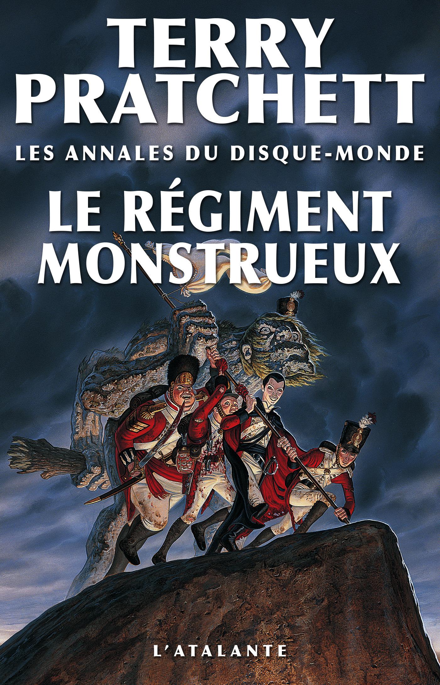 Les annales du Disque-monde T.29 ; le régiment monstrueux