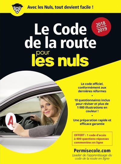 le code de la route (édition 2018/2019)