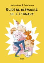 Vente EBooks : Guide de débrouille de l'étudiant  - Quitterie Simon - Joëlle Passeron