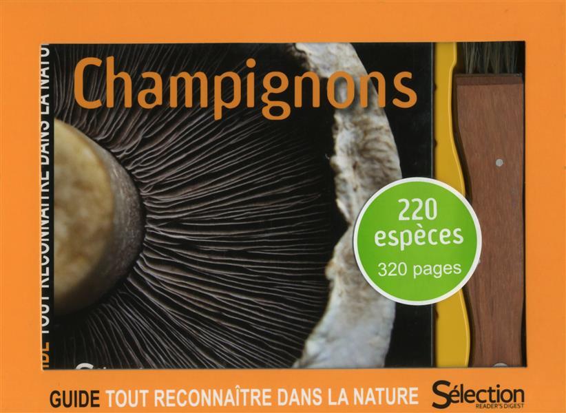 Champignons ; Coffret