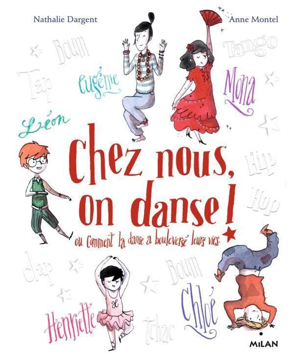 Chez nous on danse ; ou comment la danse a bouleversé leurs vies