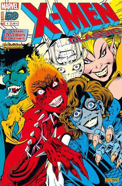 X-Men Classic 06