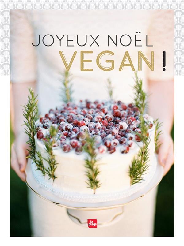 Joyeux Noël vegan !