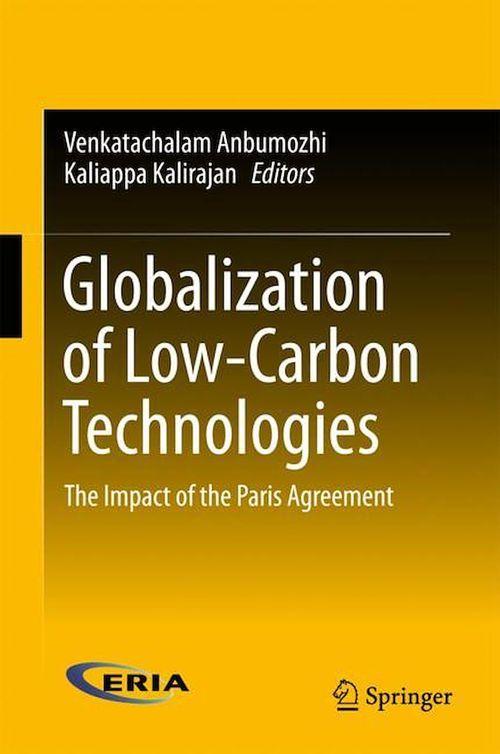 Globalization of Low-Carbon Technologies  - Venkatachalam Anbumozhi  - Kaliappa Kalirajan