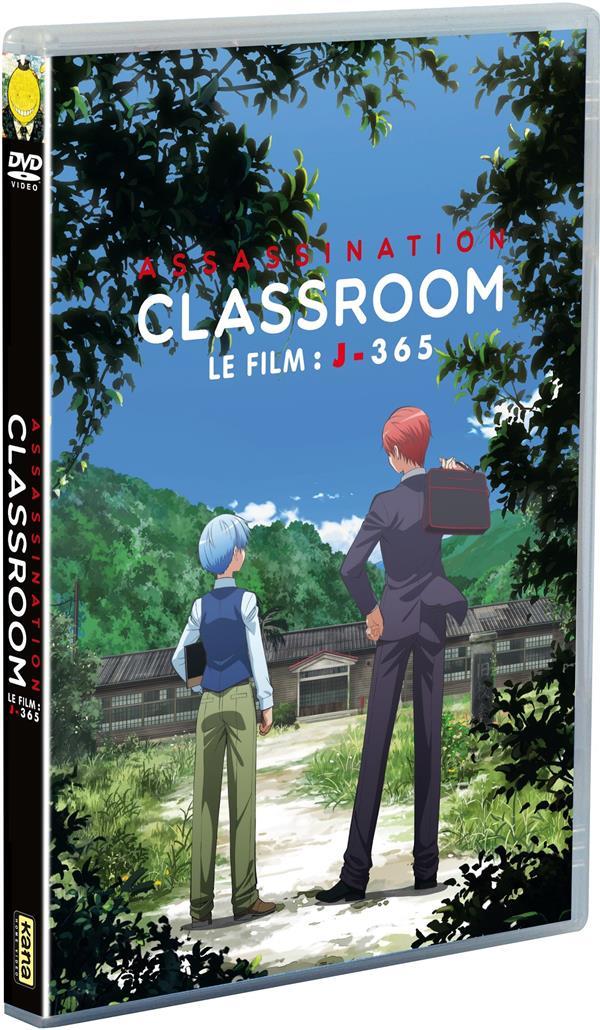 assassination classroom le film, j - 365