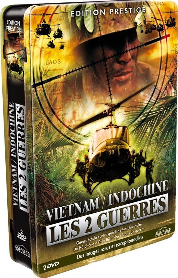 coffret les deux guerres : Indochine ; Vietnam
