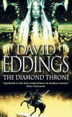 Vente EBooks : The Diamond Throne (The Elenium Trilogy, Book 1)  - David Eddings