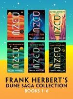 Vente EBooks : Frank Herbert's Dune Saga Collection: Books 1 - 6  - Frank Herbert