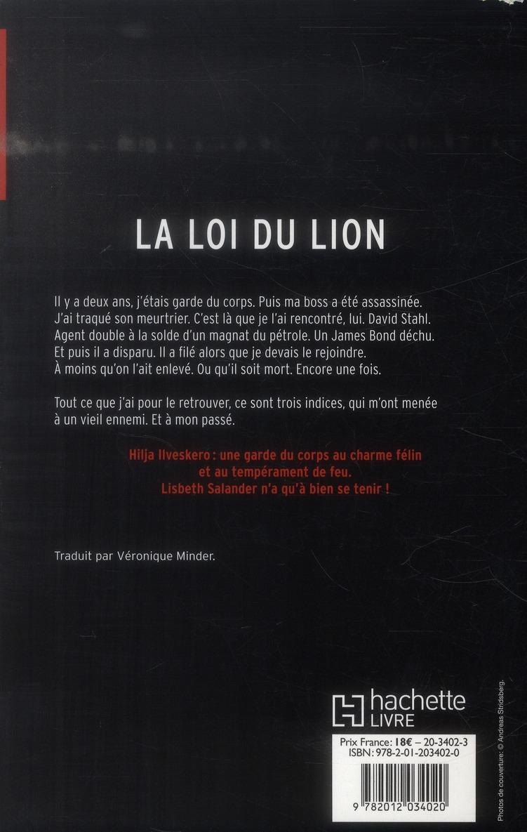 la loi du lion