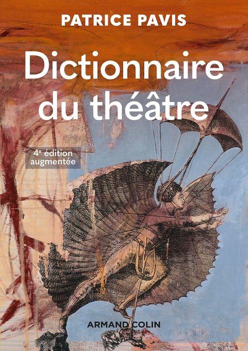 Dictionnaire du théâtre (4e édition)