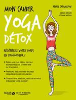 Vente Livre Numérique : Mon cahier Yoga détox  - Annie Casamayou