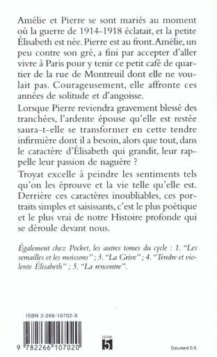 Les semailles et les moissons - tome 2 amelie - vol02