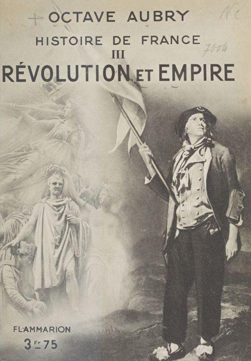 Histoire de France (3)  - Octave Aubry