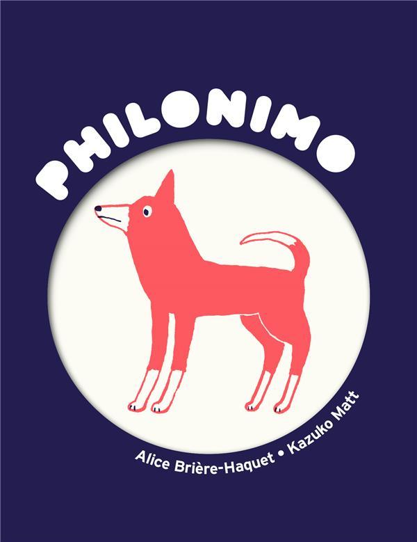 Philonimo t.5 ; le chien de Diogène