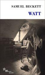 Vente EBooks : Watt  - Samuel BECKETT