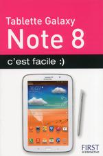Vente Livre Numérique : Tablette Samsung Galaxy Note 8, c'est facile :)  - Paul DURAND-DEGRANGES