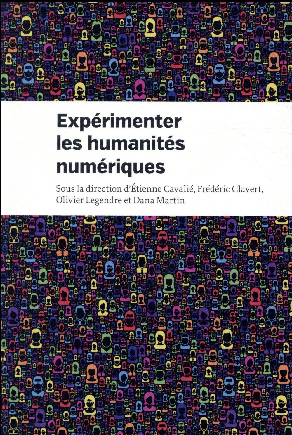 Experimenter les humanites numeriques. des outils individuels aux projets collec