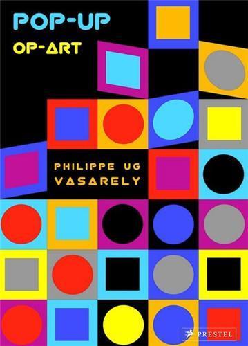 Philippe ug pop-up op-art vasarely